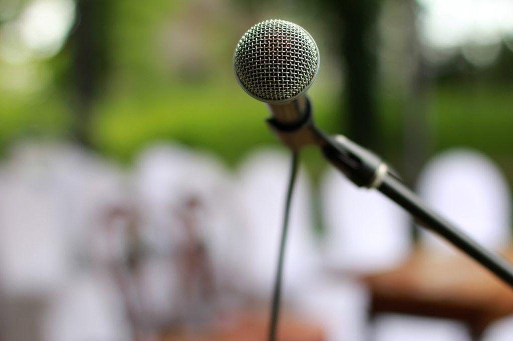 Saber hablar en público Mercatrend Perú