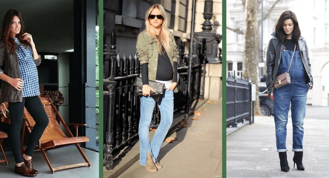 Embarazo – Los básicos para vestir con estilo