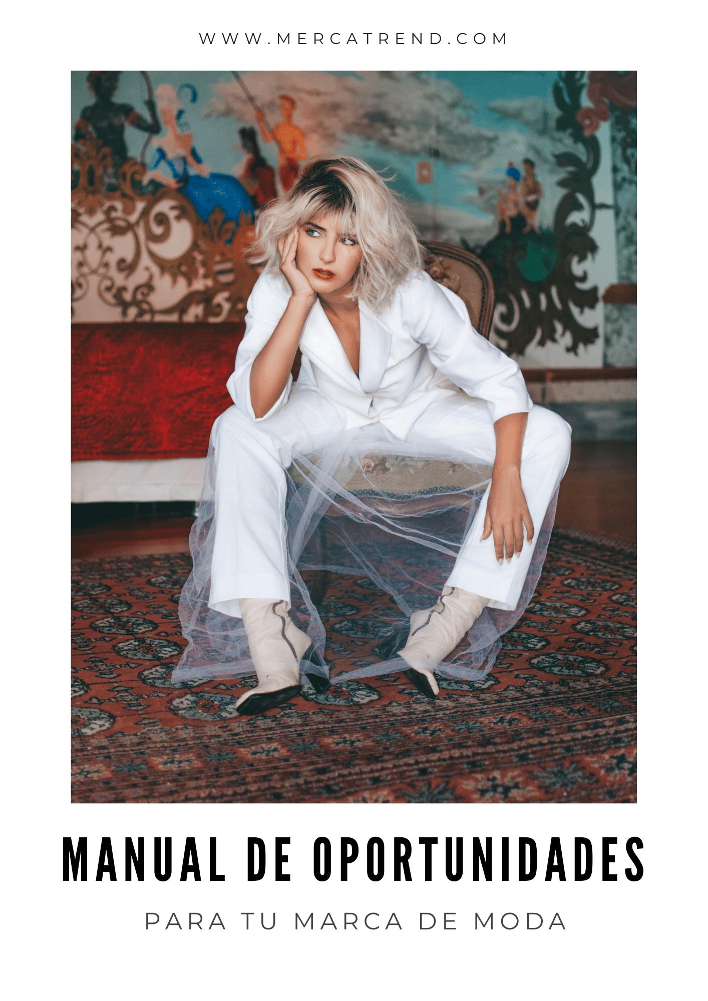Manual oportunidades marcas de moda - Mercatrend Fashion School