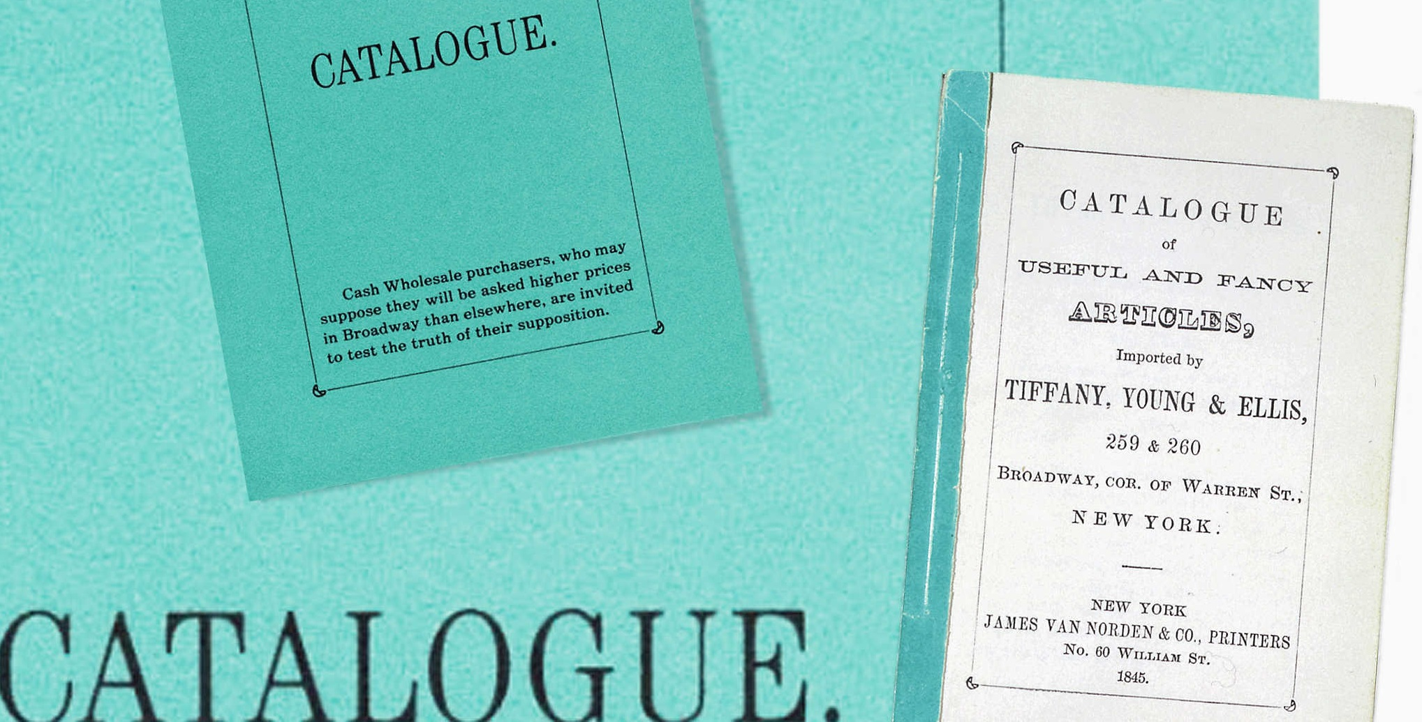 Blue Book Tiffany & Co - Blog Mercatrend Fashion School